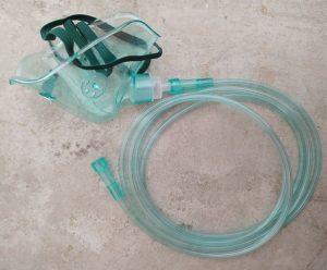 oxigén maszk